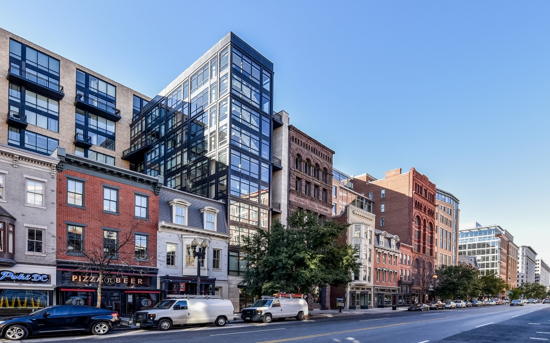 Condo for sale in the heart of DC