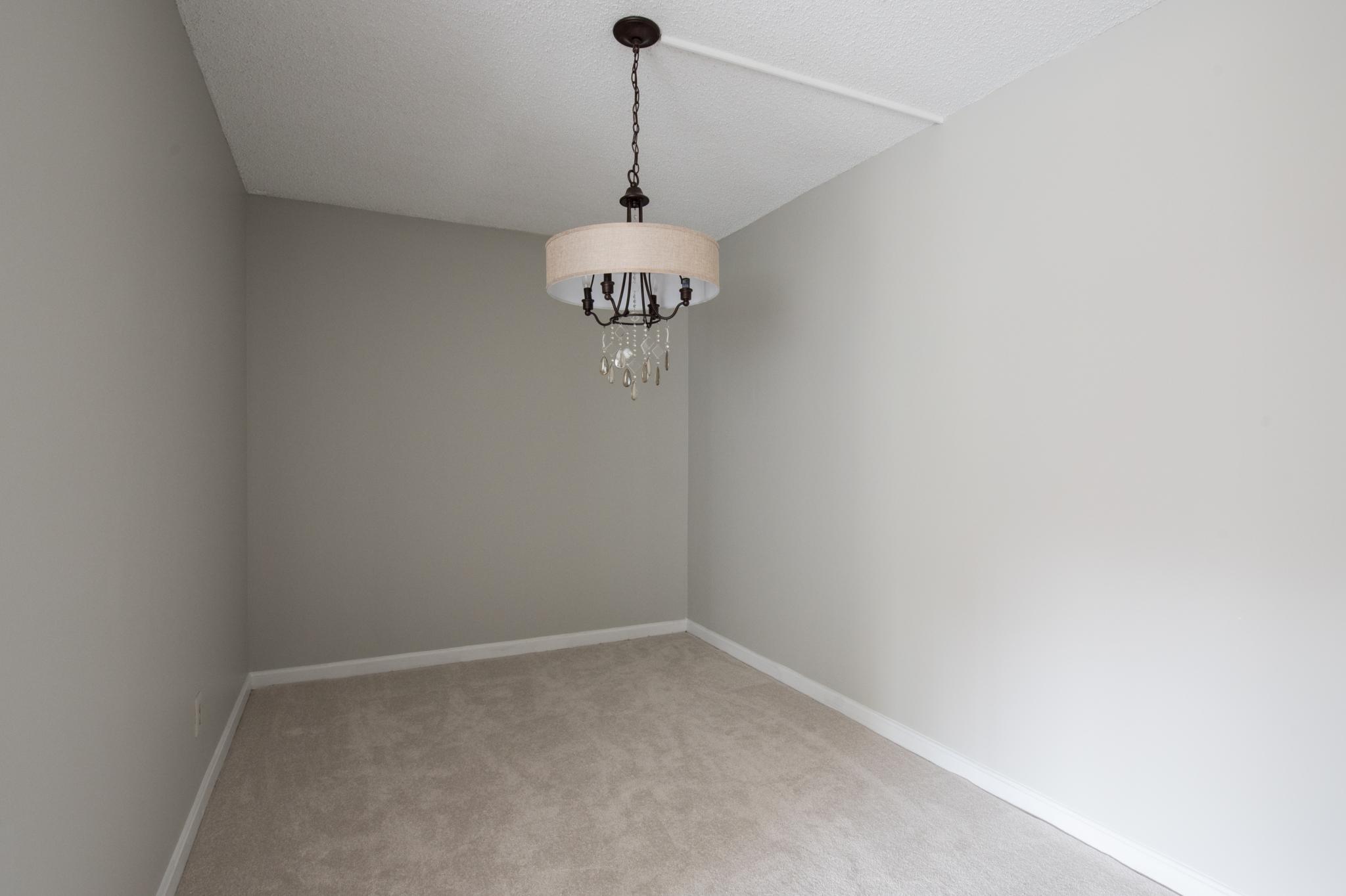 VS Empty Dining Room