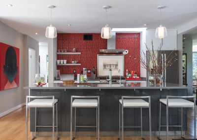 Kitchen - featured in the Washingtonian Great Home Design issue