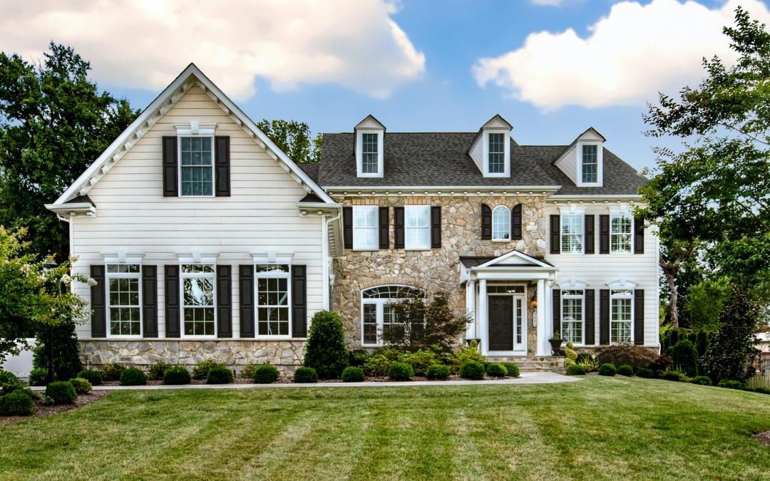 Explore this beautiful home in George Washignton's Mt Vernon